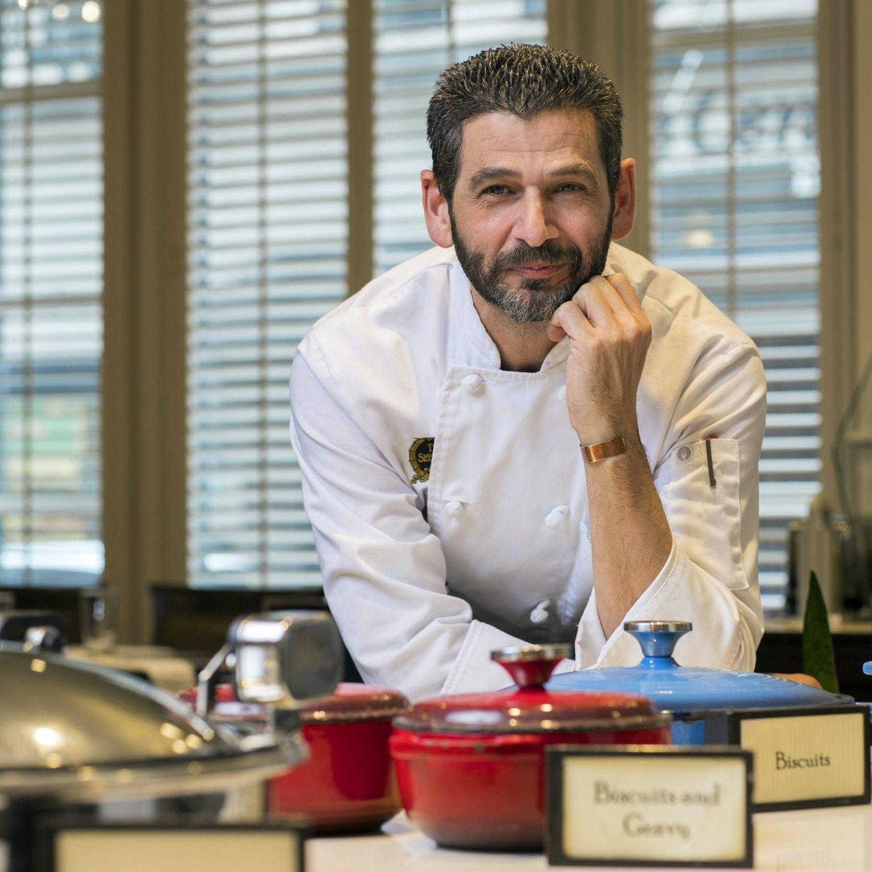 67888 022019 Historic Seelbach Executive Chef Paul Sant